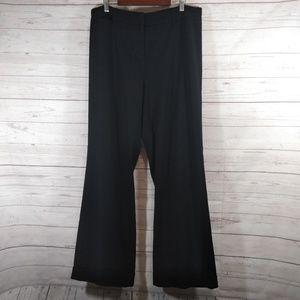 Lane Bryant black dress pants work career